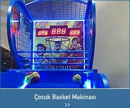 Çocuk Basket Makinası - endüstriyel tasarımlar