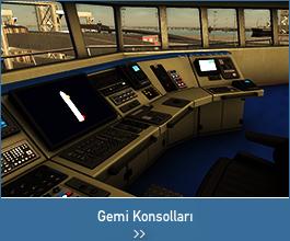 gemi konsolları - endüstriyel tasarımlar
