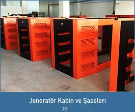 jeneratör kabin ve şaseleri - endüstriyel tasarımlar