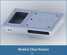 medikal cihaz kutuları - endüstriyel tasarımlar