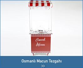 Osmanlı Macun Tezgahı - endüstriyel tasarımlar