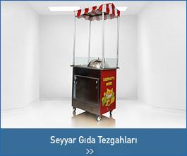 seyyar gıda tezgahları  - endüstriyel tasarımlar