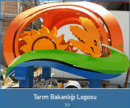 Tarım Bakanlığı Logosu - endüstriyel tasarımlar
