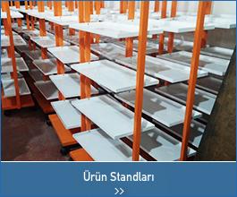 ürün standları - endüstriyel tasarımlar