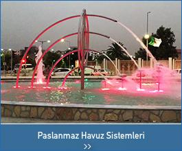 Paslanmaz Havuz Sistemleri - endüstriyel tasarımlar